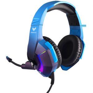 אוזניות גיימינג SPARKFOX H1
