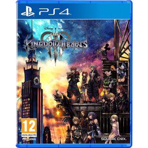 משחק Kingdom Hearts III PS4