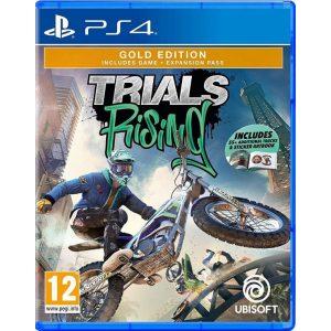 משחק TRIALS Rising GOLD EDITION PS4