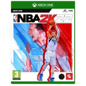 משחק NBA 2K22 XBOX ONE