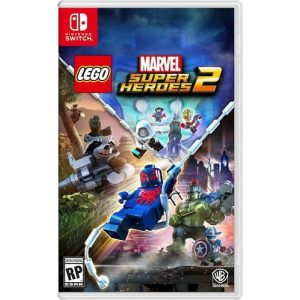 משחק Lego Marvel Super Heroes 2 NS