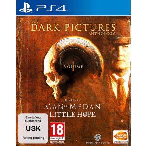 משחק The Dark Pictures Vol. 1 LTD PS4