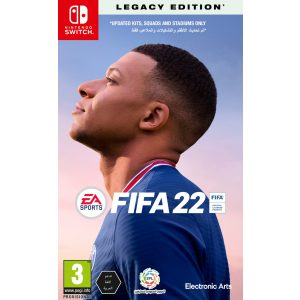 משחק FIFA 22 Nintendo Switch – הזמנה מוקדמת
