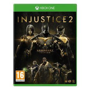 משחק Injustice 2 Legendary Edition XBOX ONE