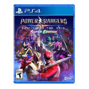 משחק Power Rangers: Battle for the Grid Super Edition PS4