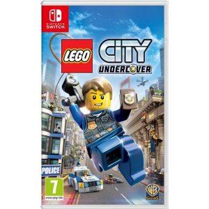 משחק Lego City: Undercover NS