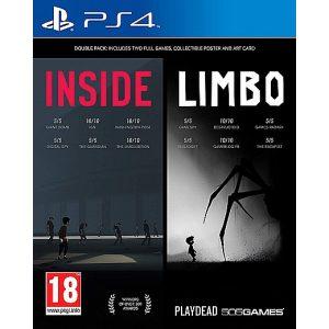 משחק Limbo & Inside Bundle PS4