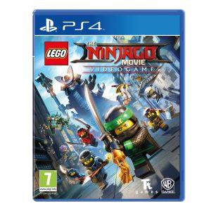 משחק Lego Ninjago The Movie Video Game PS4