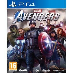 משחק Marvel's Avengers PS4