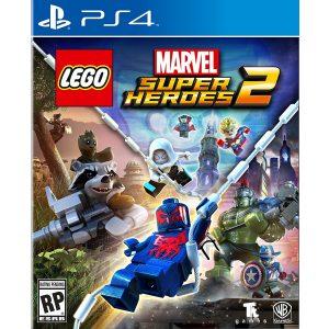משחק Lego Marvel Super Heroes 2 PS4