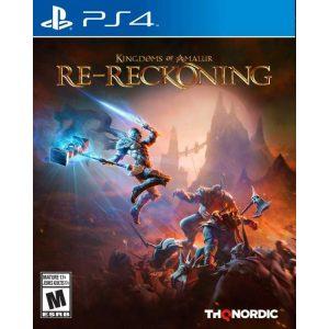 משחק Kingdoms of Amalur: Reckoning PS4